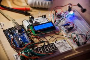 My Arduino development board