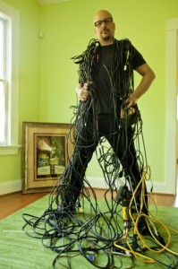 Too many cables!